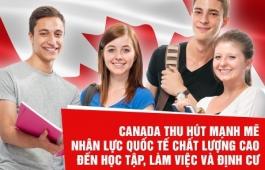 Vì sao nên chọn học tập, làm việc, định cư tại Canada