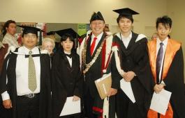 Học bổng 20% - Trường SIT (New Zealand)