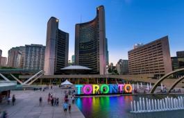 Du học Canada (Toronto Tour)
