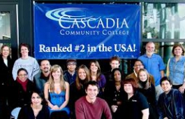 Cascadia Community College (Mỹ)