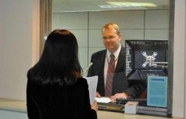 Phỏng vấn du học Mỹ với Đại sứ quán