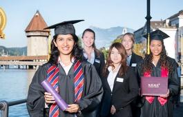 SHMS Swiss Hotel Management School (Thuỵ Sỹ)
